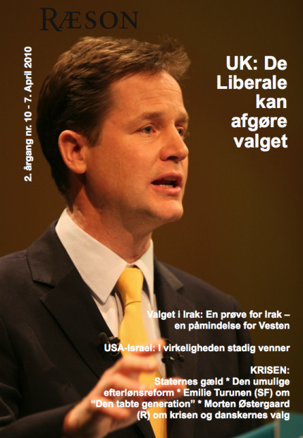 RÆSON ugemagasin #10 –7/4 2010