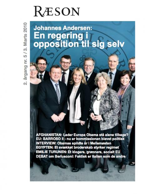 RÆSON ugemagasin #5 (3/3 2010)
