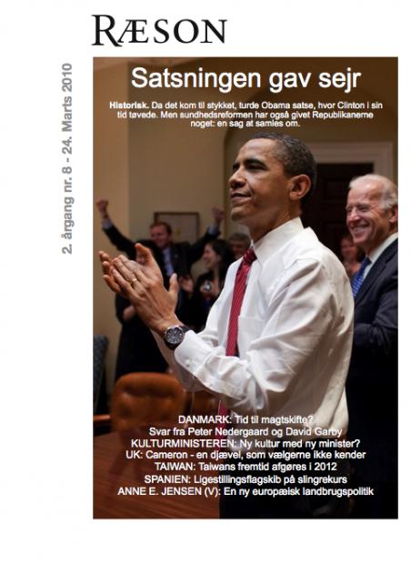 RÆSON ugemagasin #8 (24/3 2010)