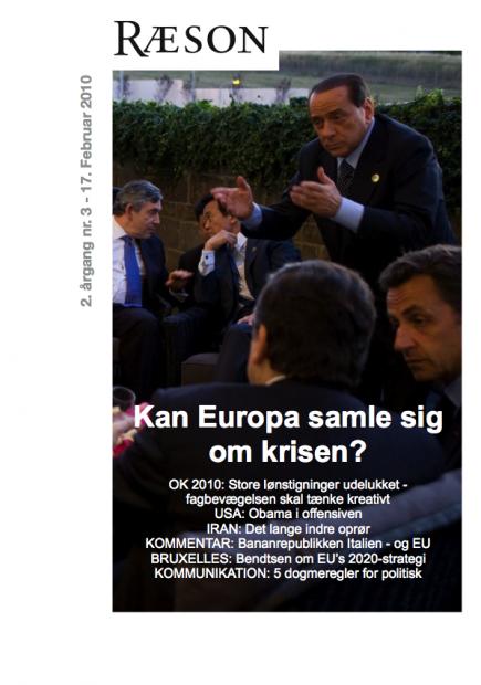 RÆSON ugemagasin #3 (17/2 2010)