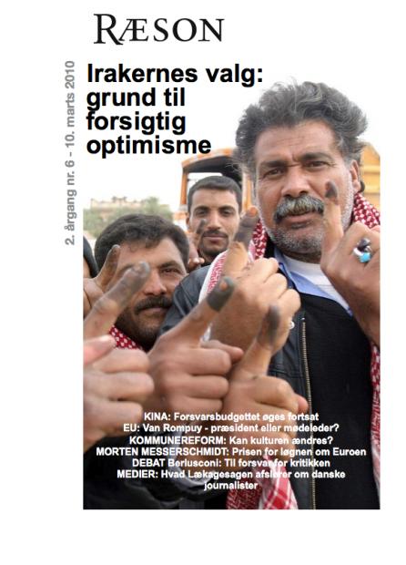 RÆSON ugemagasin #6 (10/3 2010)