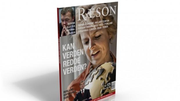 """Weekendavisen anmelder RÆSON7: """"Det er proft arbejde"""""""
