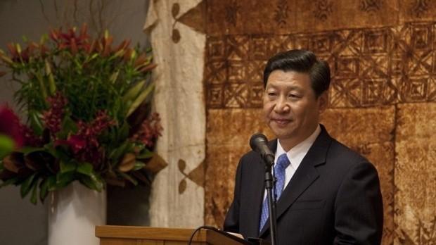 Her er Kinas kommende leder: Xi Jinping
