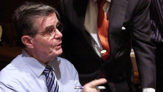 Kennedys mand: Ted Sorensen er død