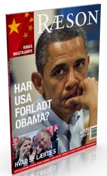 RÆSON8 November 2010: Har USA forladt Obama?