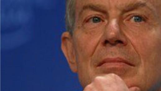 Bliver Blair Mr. Europe?