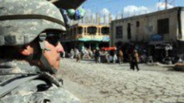 Afghanistan: Det næste skridt: Durand-linien