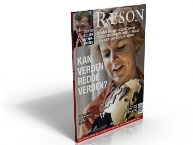 RÆSON: Danmarks magasin om politik