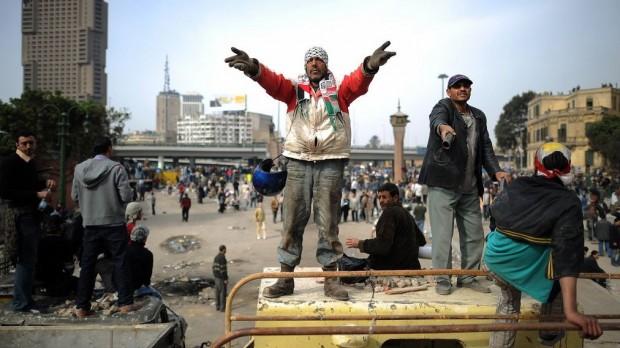 Efter Mubarak: Hvad gør Egyptens magtelite nu?