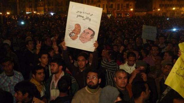 Uroen i Mellemøsten: Israel frygter mere demokrati i Mellemøsten