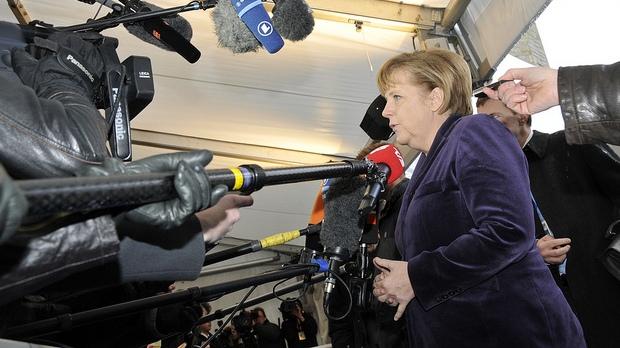 Peter Nedergaard: Nye euro-tiltag signalerer kursskifte fra Merkel
