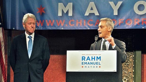 'Change' I Chicago: Rahm Emanuel ny borgmester