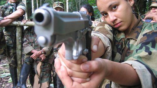 Borgerkrigen i Colombia: Udsigt til historisk fred med FARC