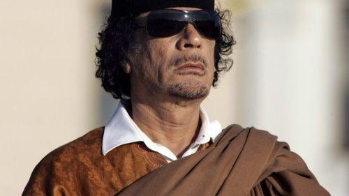 Britisk ekspert: Man kan ikke stoppe Gaddafi med bomber