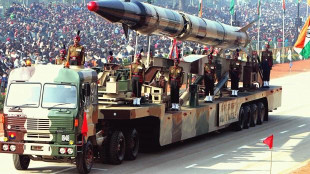 Indien: En ansvarlig stormagt?