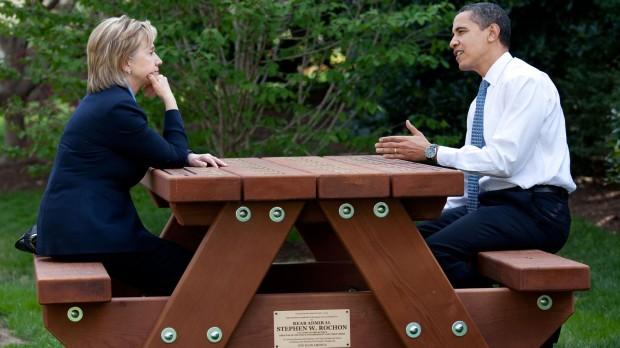 Hillary: I'm moving on