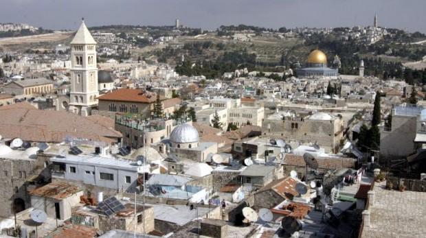 Israel-Palæstina: Fredsprocessen er stendød