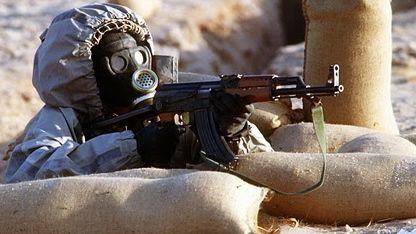 Kemiske våben: Er de væk om et år?
