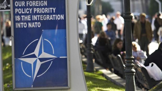 Georgien: NATO-medlemskab i glemmebogen