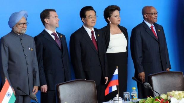 BRICS-landene og det arabiske forår