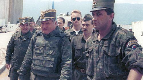 Kommentar: Serberne vidste hele tiden, hvor Mladic var
