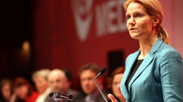 Udenomssnak: Sådan gør Helle Thorning-Schmidt