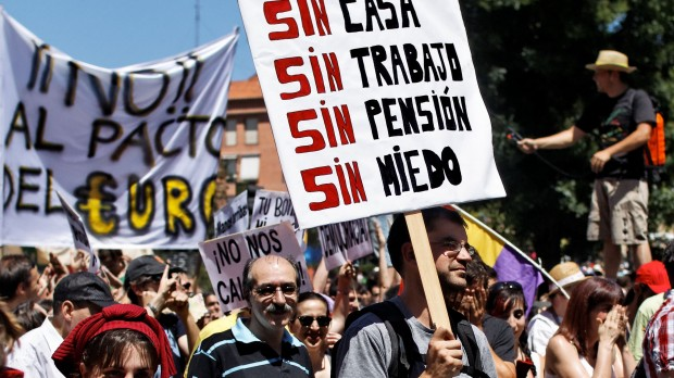 Førende spansk kommentator: EU skabte vores krise, men leverer selv medicinen