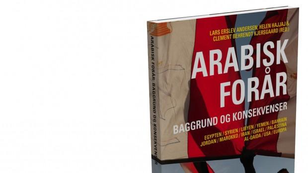 """Ny bog fra RÆSON og DIIS: """"Arabisk Forår"""" Udkommer 27/6 – få den allerede nu"""