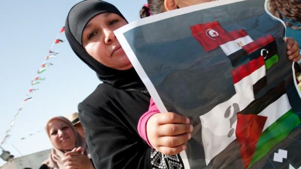 BAGGRUND: Den næste palæstinensiske revolution
