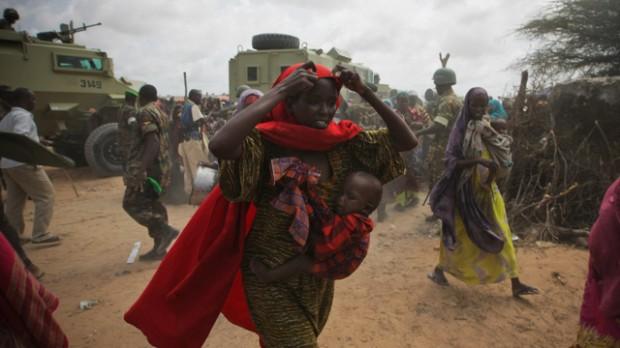 Hungersnød i Somalia: De islamistiske oprørere holder FN ude
