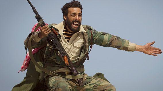 Oprørernes talsmand: Libyen bliver et nyt Somalia, hvis ikke Vesten bliver efter Gadaffi