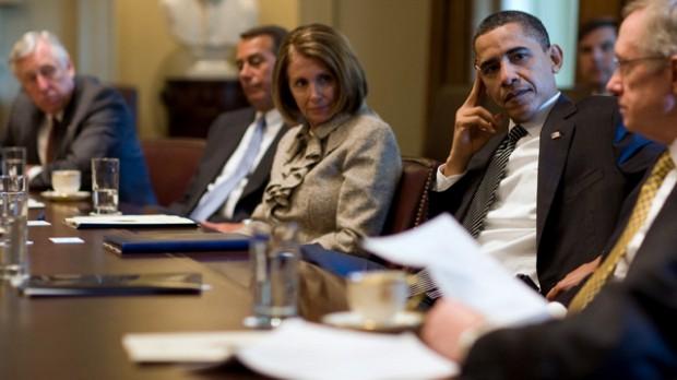 Styrtdykket i USA: Hvad vil Wall Street fortælle Washington?