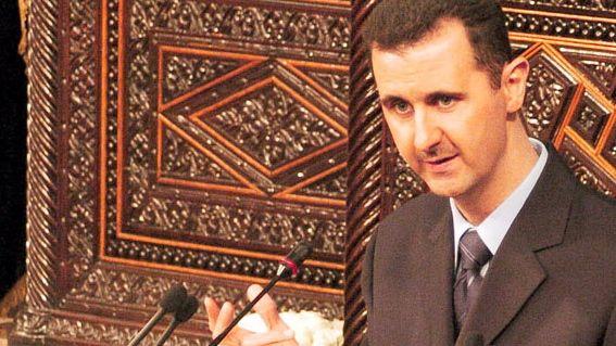 Assads internationale legitimitet væk: Palæstina én støtte fattigere