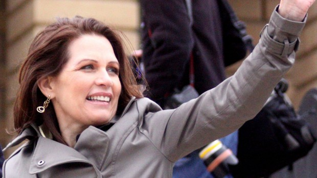 Michele Bachmann: Den højlydte outsider
