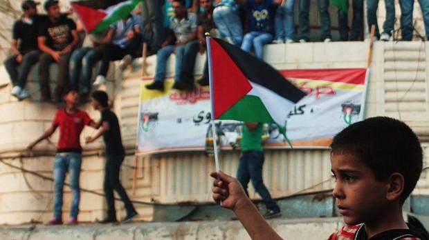 RÆSON i Nablus: Tættere på nationen Palæstina