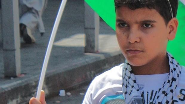 Reportage fra Ramallah: Fest for et forestillet fællesskab