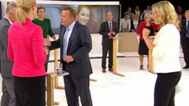 Kommentar: Margrethe i statsministeriet og mediernes andre ikke-historier