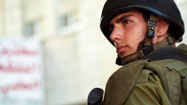 Palæstina: Styrkes af det arabiske oprør