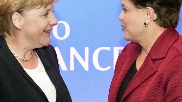 Brasiliens syn på eurokrisen: Får magt og god PR ud af at hjælpe