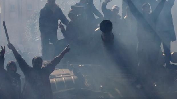 Stefan Wolff om Libyen: Oprørerne har ikke en fælles vision