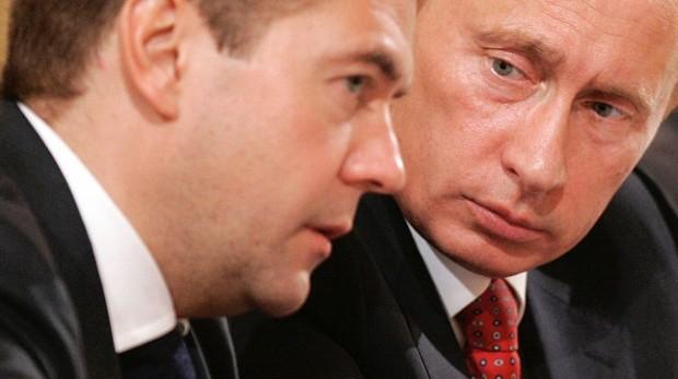 Artikel fra RÆSON10: Russisk valg: 24 år med Putin