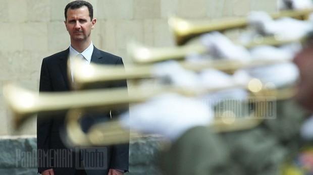 Syrien: Assads strategi ser ud til at virke
