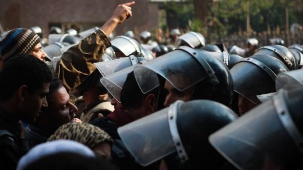 Reportage INDEFRA: Sådan arbejder de egyptiske oprørere