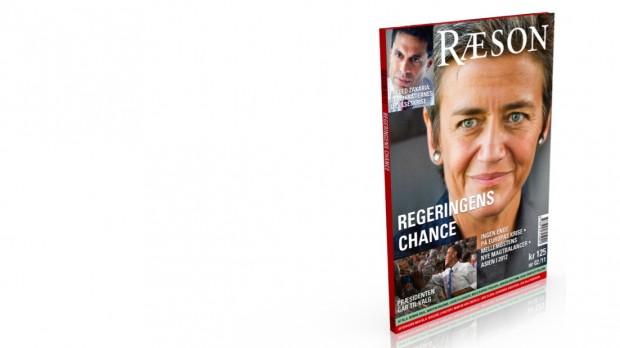 """Berlingske om RÆSON10: """"RÆSON er et sjældent helstøbt, imponerende politisk magasin"""""""