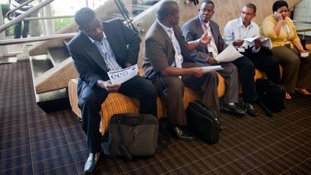RÆSON i Durban: Godt og skidt før COP-slutspurt