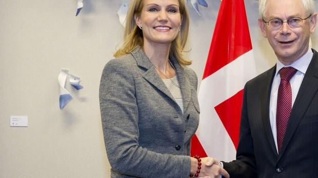 Marlene Wind før det danske EU-formandskab: Hold lav profil, Helle