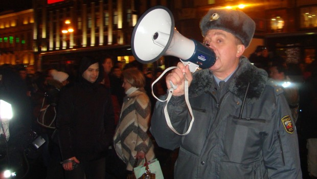 Russisk præsidentvalg: Journalister skal hjælpe Putin til sejr