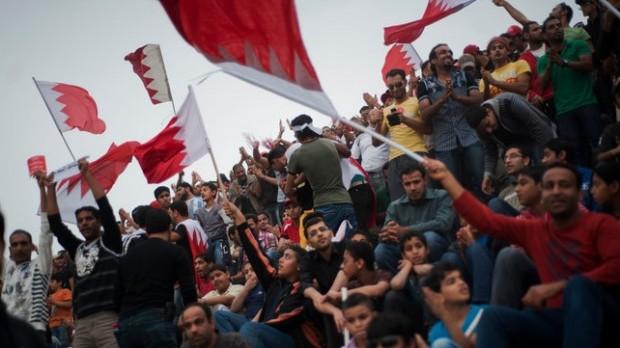 Rapport fra Bahrain: Politiet belejrer landsbyer med vold og magt