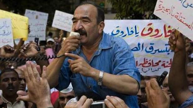 Egypten: Stenkastende unge overskygger fagbevægelserne