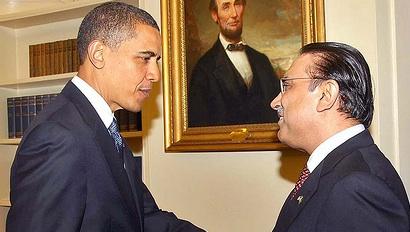 Stephen Krasner: USA skal presse Pakistan hårdere